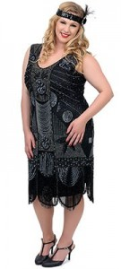 Gatsby Costumes Plus Size