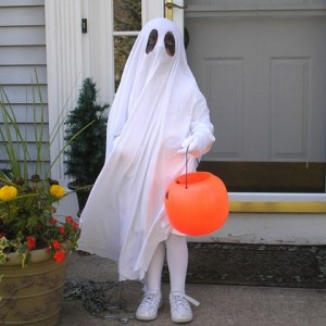 Ghost Halloween Costumes for Toddlers