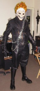 Ghost Rider Costume Halloween