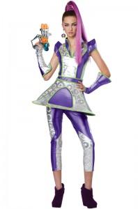 Girl Alien Costume