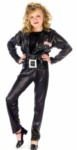 Girl Greaser Costume