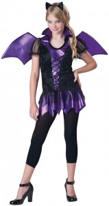 Girls Bat Costumes