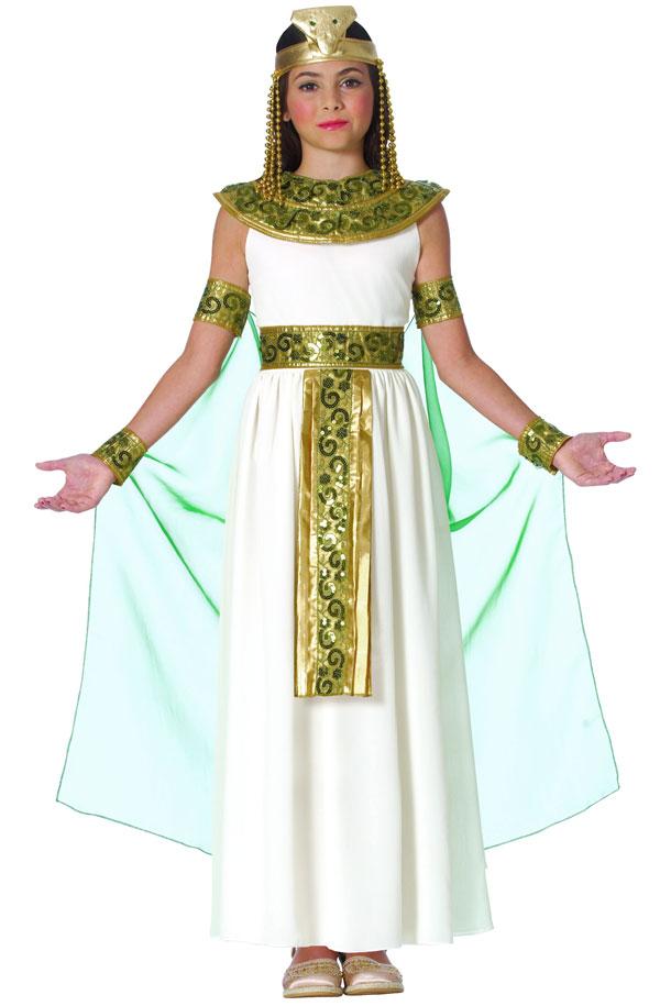 b1cc8b3d2df Girls Cleopatra Costume