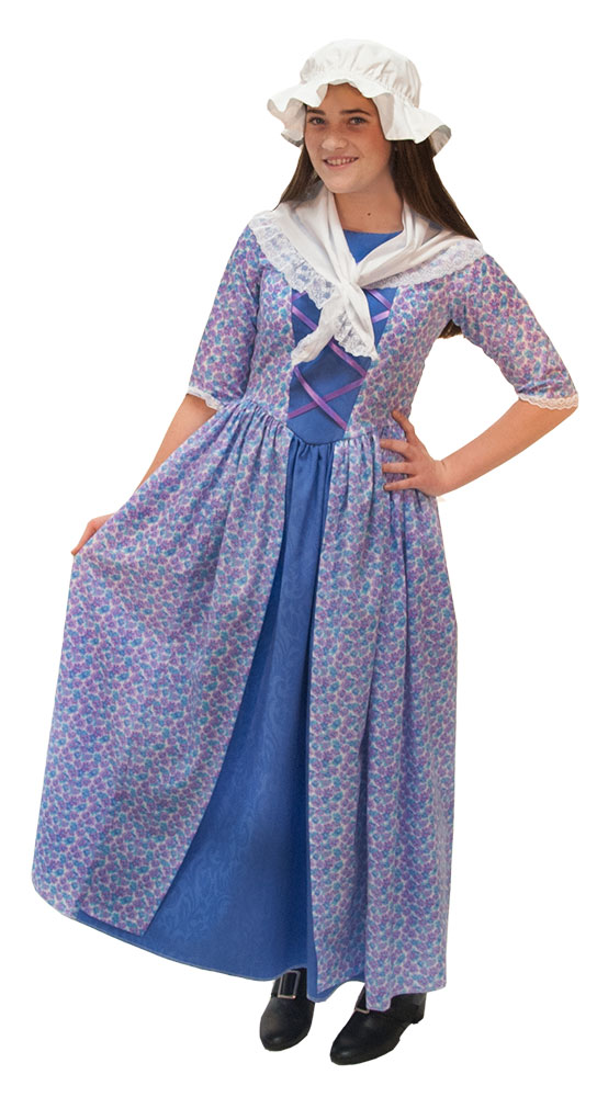 Girls Colonial Costume  sc 1 st  Parties Costume & Colonial Costumes (for Men Women Kids) | Parties Costume
