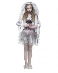 Girls Dead Bride Costumes