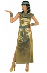Gold Cleopatra Costume