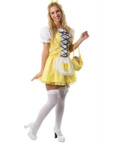 Goldilocks Costume Adult