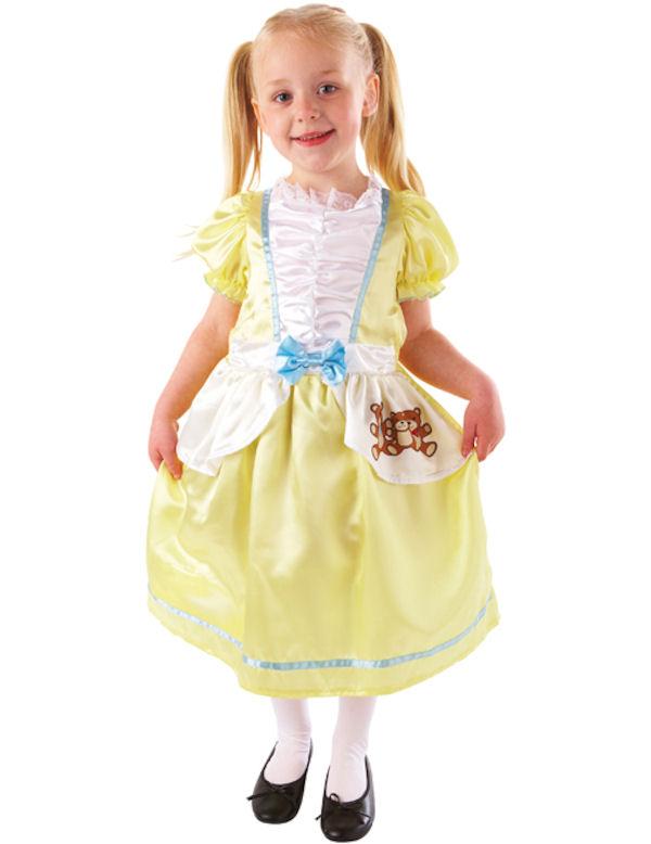 Goldilocks Halloween Costume