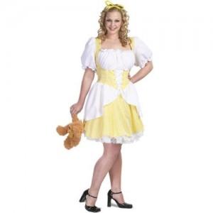 Goldilocks Costume Ideas
