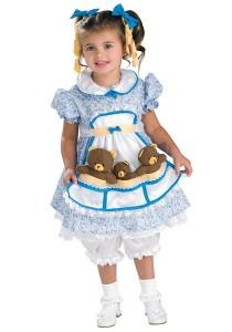 Goldilocks Costume Kids