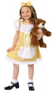 Goldilocks Toddler Costume