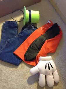 Goofy Costume for Kids