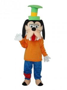 Goofy Mascot Costume