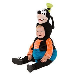 Goofy Toddler Costume