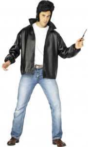 Greaser Costume Men