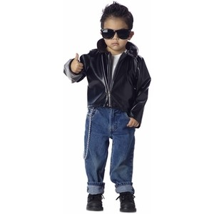 Greaser Costume for Toddler
