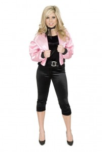 Greaser Girl Costume