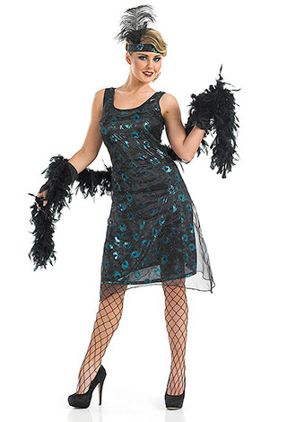 Gatsby Costumes Partiescostume Com