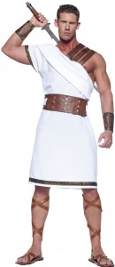 Greek Soldier Costume