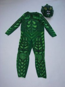 Green Goblin Costume Child