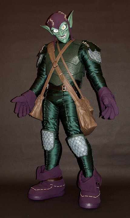Hobgoblin Costume For Kids