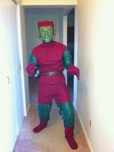 Green Goblin Costumes Adults