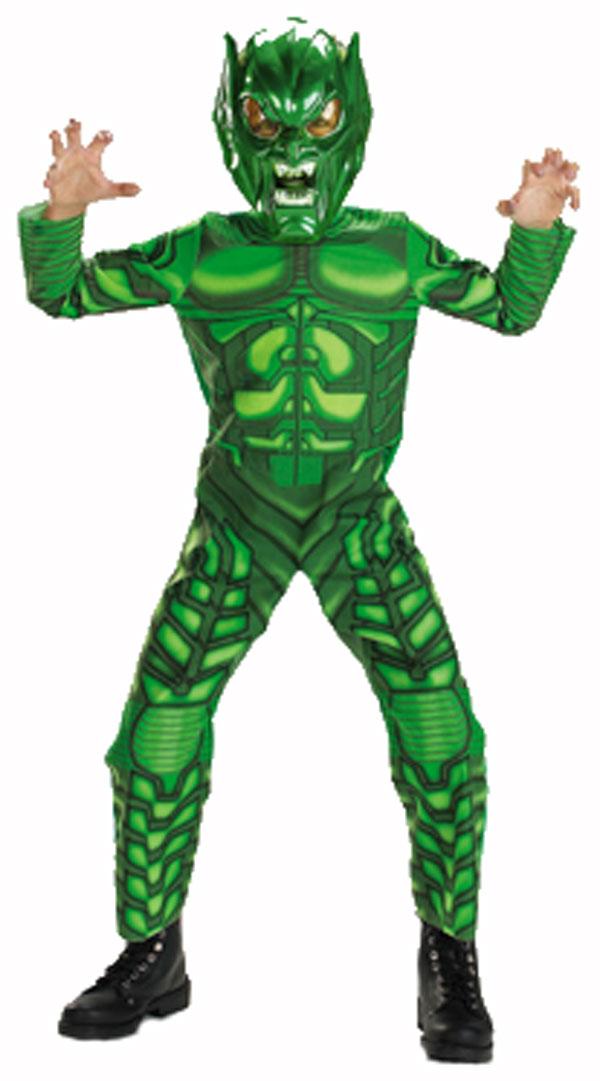 green goblin costumes parties costume
