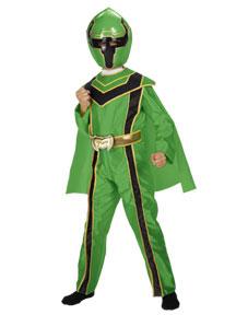 Green Power Ranger Costume Toddler