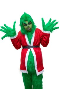Grinch Adult Costume