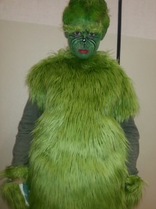 Grinch Costume Ideas