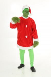 Grinch Costumes for Adults