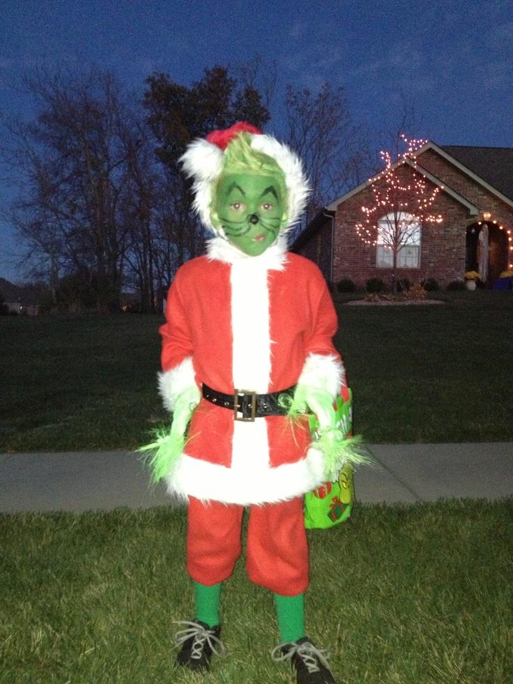 grinch halloween costume - Baby Grinch Halloween Costume