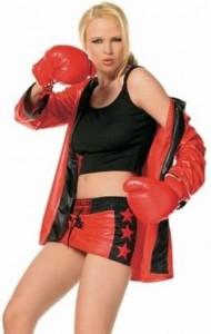 Halloween Boxer Costume