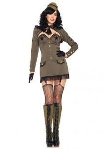 Halloween Military Costumes