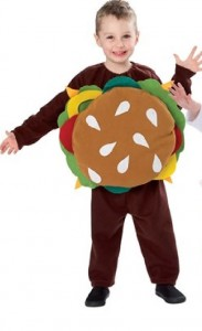 Hamburger Costume Ideas