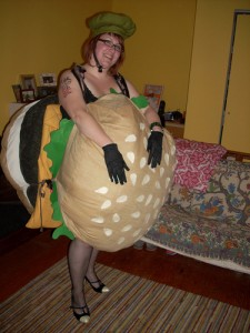 Hamburger Women Costumes