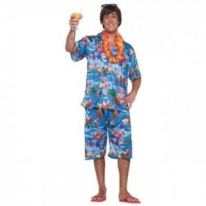 Hawaiian Costumes Male