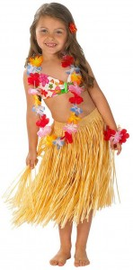 Hawaiian Costumes for Children
