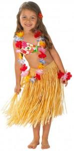 Hawaiian Costumes for Children