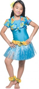 Hawaiian Costumes for Kids
