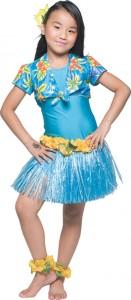 Hawaiian Costumes for Kids