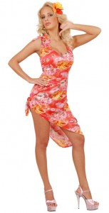 Hawaiian Costumes for Ladies