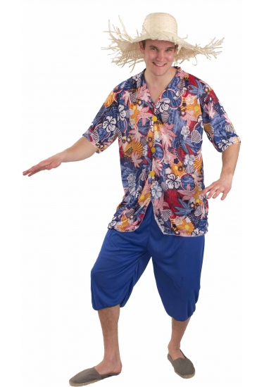 Hawaiian Costumes (for Men Women Kids) | Parties Costume