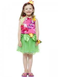 Hawaiian Costumes for Toddlers