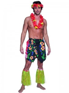 Hawaiian Halloween Costume