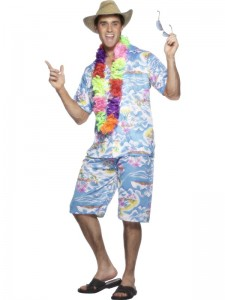 Hawaiian Shirt Costume