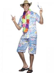 Hawaiian Shirt Costume