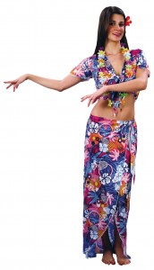 Hawaiian Themed Costumes