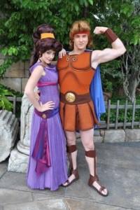 Hercules Costume Disney