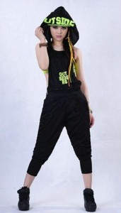 Hip Hop Costumes for Women